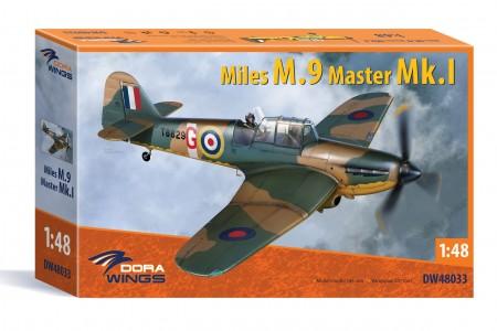 DW48033 Miles M.9 Master Mk.I