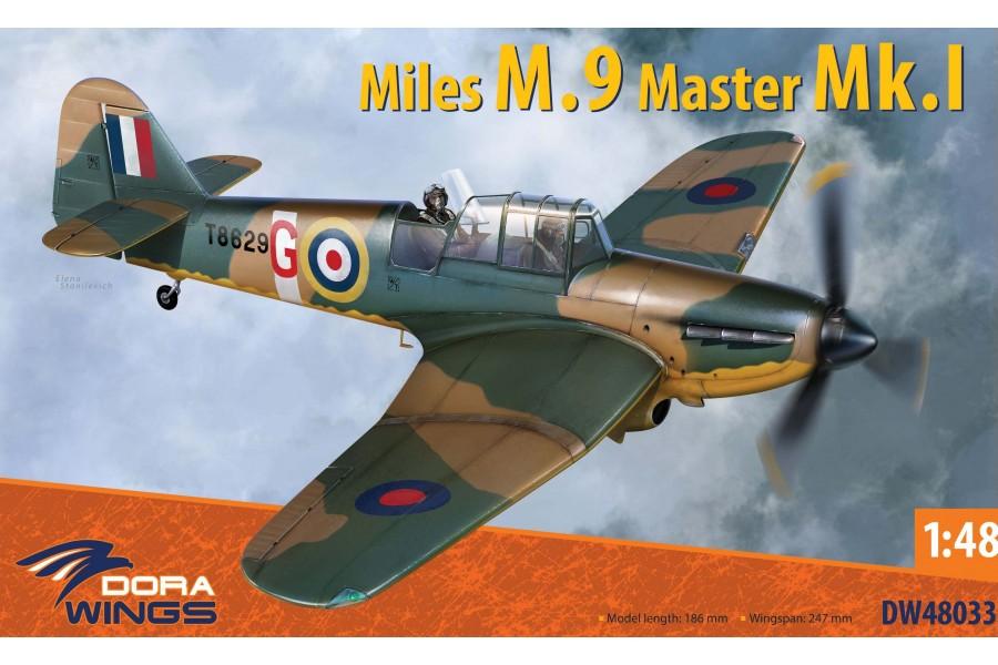 Miles M.9 Master Mk.I
