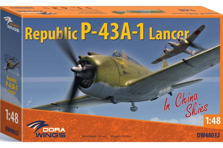 Republic P-43A-1 Lancer