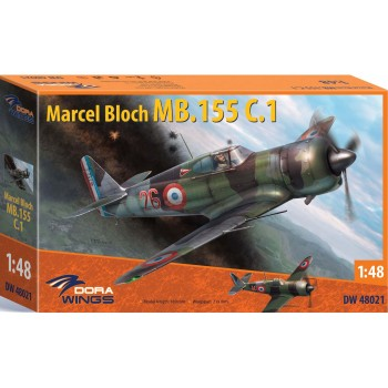 Marcel Bloch MB.155C.1
