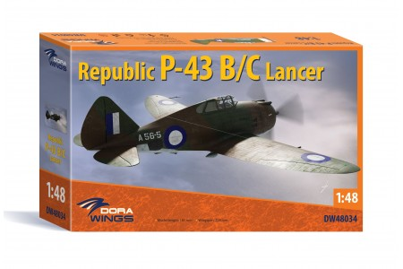 Republic P-43B/C Lancer