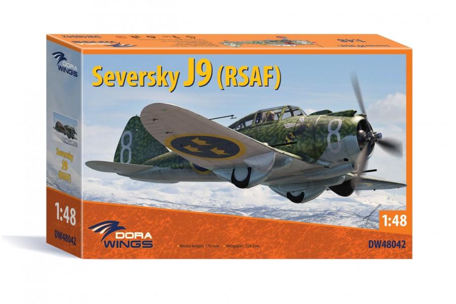 Seversky J9 (RSAF)
