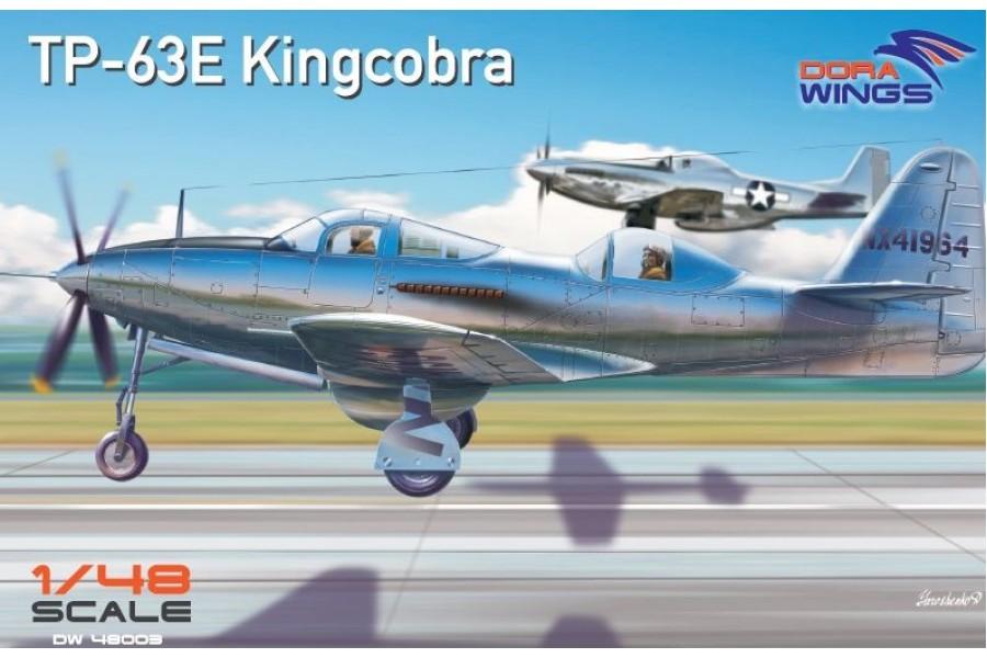 Bell TP-63E Kingcobra model construction kit