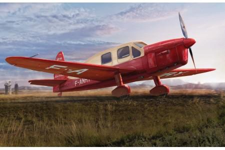 Caudron C.630 Simoun - 1/48 scale model construction kit