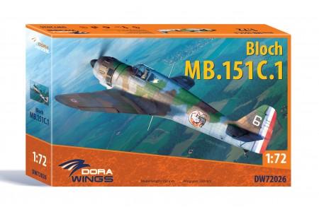 Bloch MB.151C.1