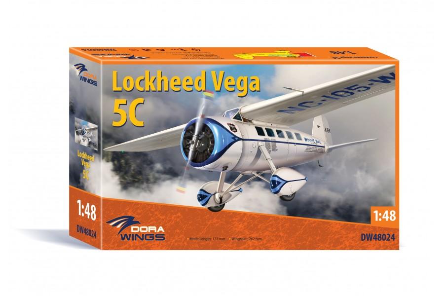 Lockheed Vega 5C