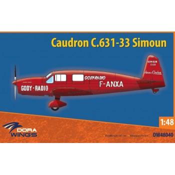Caudron C.631/633 Simoun