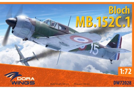 Bloch MB.152C.1