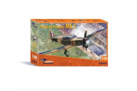 Percival Proctor Mk.I - 1/48 SCALE MODEL