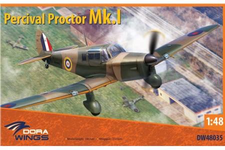 Percival Proctor Mk.I