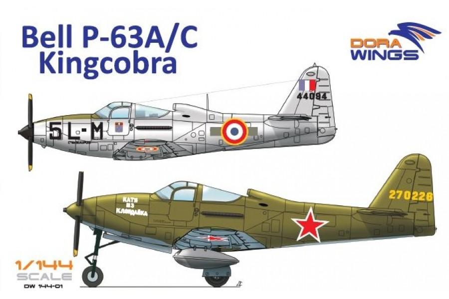 Bell P-63 A/C Kingcobra DW14401
