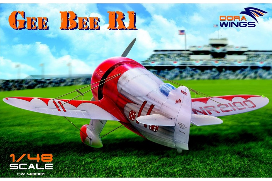 Gee Bee Super Sportster R-1