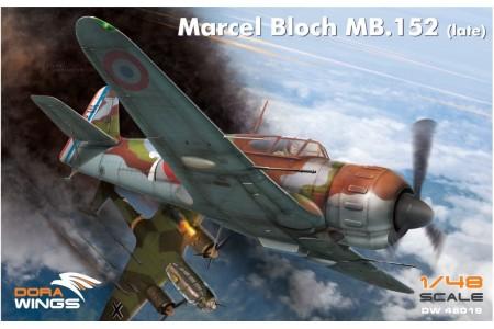 Marcel Bloch M.B.152