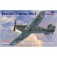 Percival Proctor Mk.1 marking of Czechoslovakia DW72003